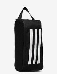 adidas Performance - 4ATHLTS Shoe Bag - træningstasker - black - 4