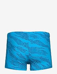 adidas Performance - BOXER P.BLUE - badehosen - shablu/white - 2