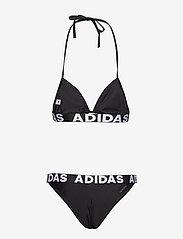 adidas Performance - Beach Bikini W - komplety bikini - black - 2