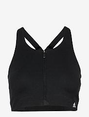 adidas Performance - ULT BRA - sport bras: medium - black - 1