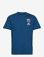 adidas Performance - Croatia T-Shirt - t-shirts - dmarin - 0