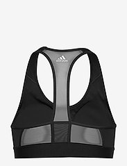 adidas Performance - DRST GRAPHIC B - sport bras: medium - black/white - 1