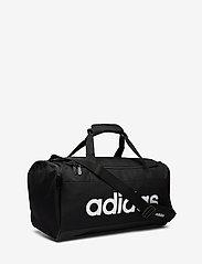 adidas Performance - LIN DUFFLE S - sacs d'entraînement - black/black/white - 2
