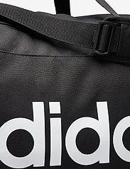 adidas Performance - Linear Logo Duffel Large - gymtassen - black/black/white - 3