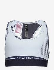 adidas Performance - JG TR ASK BRA - tops - skytin/legink/skytin - 0