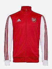adidas Performance - Arsenal Track Top - sweatshirts - scarle - 1