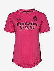adidas Performance - Real Madrid Women's Away Jersey - voetbalshirts - sprpnk - 0