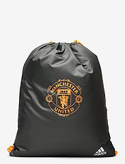 adidas Performance - MUFC GS - sports bags - legear/white/apsior - 1