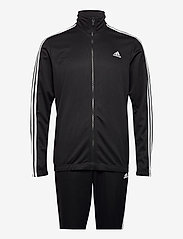 adidas Performance - Athletics Tiro Track Suit - dresy - black - 1