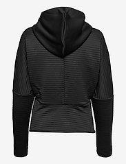 adidas Performance - W ZNE A H C.RDY - hoodies - black - 2