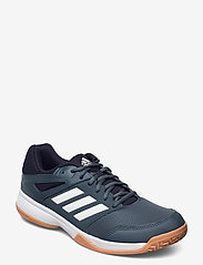 adidas Performance - Speedcourt - inomhusskor - legblu/ftwwht/legink - 0