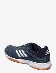 adidas Performance - Speedcourt - inomhusskor - legblu/ftwwht/legink - 2