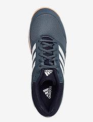 adidas Performance - Speedcourt - inomhusskor - legblu/ftwwht/legink - 3