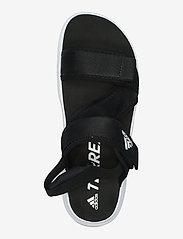 adidas Performance - Terrex Sumra Sandals W - hiking sandals - cblack/ftwwht/cblack - 3