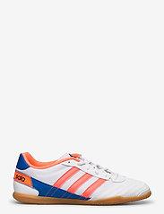 adidas Performance - Super Sala Boots - fodboldsko - ftwwht/sigcor/globlu - 1