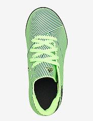 adidas Performance - NEMEZIZ 19.4 TF J - buty sportowe - siggnr/cblack/royblu - 3
