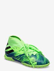 adidas Performance - NEMEZIZ 19.3 TF J - sportschuhe - siggnr/cblack/royblu - 0