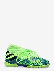 adidas Performance - NEMEZIZ 19.3 TF J - sportschuhe - siggnr/cblack/royblu - 1