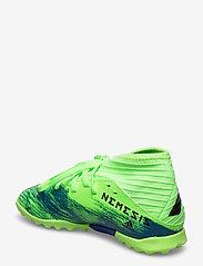 adidas Performance - NEMEZIZ 19.3 TF J - sportschuhe - siggnr/cblack/royblu - 2
