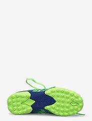 adidas Performance - NEMEZIZ 19.3 TF J - sportschuhe - siggnr/cblack/royblu - 4