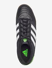 adidas Performance - Super Sala Boots - fodboldsko - cblack/ftwwht/sgreen - 3