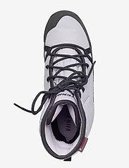 adidas Performance - TERREX CHOLEAH PADDED R.RDY W - flade ankelstøvler - glogry/dgsogr/prptnt - 3