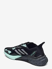 adidas Performance - X9000L3 Winter.RDY W - running shoes - cblack/silvmt/gresix - 2