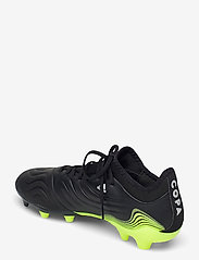 adidas Performance - Copa Sense.3 Firm Ground Boots - fodboldsko - cblack/ftwwht/syello - 2