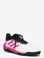 adidas Performance - Copa Sense.3 Turf Boots - fodboldsko - ftwwht/cblack/shopnk - 1