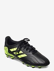 adidas Performance - Copa Sense.4 Flexible Ground Boots - fotballsko - cblack/syello/syello - 0