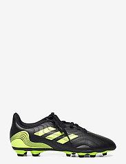 adidas Performance - Copa Sense.4 Flexible Ground Boots - fotballsko - cblack/syello/syello - 1