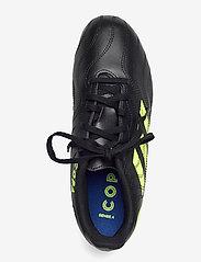 adidas Performance - Copa Sense.4 Flexible Ground Boots - fotballsko - cblack/syello/syello - 3