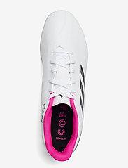adidas Performance - Copa Sense.4 Indoor Boots - fodboldsko - ftwwht/cblack/shopnk - 3