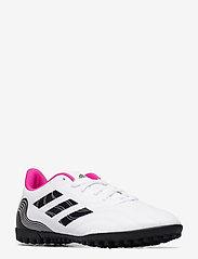 adidas Performance - Copa Sense.4 Turf Boots - fodboldsko - ftwwht/cblack/shopnk - 1