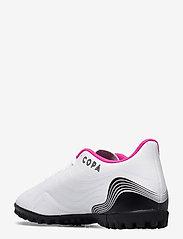 adidas Performance - Copa Sense.4 Turf Boots - fodboldsko - ftwwht/cblack/shopnk - 2