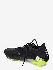adidas Performance - Copa Sense.2 Firm-Ground Boots - fotballsko - cblack/ftwwht/syello - 2