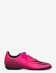 adidas Performance - X Ghosted.4 Indoor Boots - fodboldsko - shopnk/cblack/cblack - 1
