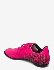 adidas Performance - X Ghosted.4 Indoor Boots - fodboldsko - shopnk/cblack/cblack - 2