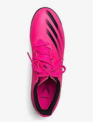 adidas Performance - X Ghosted.4 Indoor Boots - fodboldsko - shopnk/cblack/cblack - 3