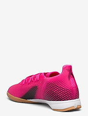 adidas Performance - X Ghosted.3 Indoor Boots - fodboldsko - shopnk/cblack/scrora - 2