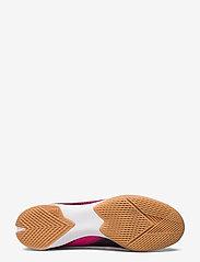 adidas Performance - X Ghosted.3 Indoor Boots - fodboldsko - shopnk/cblack/scrora - 4
