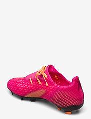 adidas Performance - X Ghosted.2 Firm Ground Boots - fotbollsskor - shopnk/cblack/scrora - 2