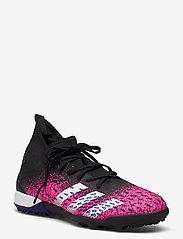 adidas Performance - Predator Freak.3 Turf Boots - fodboldsko - cblack/ftwwht/shopnk - 1