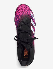 adidas Performance - Predator Freak.3 Turf Boots - fodboldsko - cblack/ftwwht/shopnk - 3