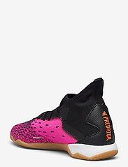 adidas Performance - Predator Freak.3 Indoor Boots - fodboldsko - cblack/ftwwht/shopnk - 2