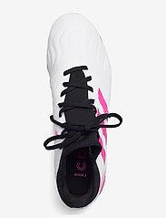 adidas Performance - Copa Sense.3 Firm Ground Boots - fotballsko - ftwwht/shopnk/cblack - 3