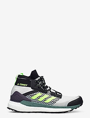adidas Performance - Terrex Free Hiker Hiking - chaussures de randonnée - gretwo/cblack/siggnr - 1