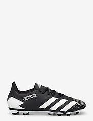 adidas Performance - PREDATOR 20.4 FxG - fotbollsskor - cblack/ftwwht/cblack - 1