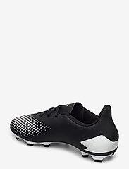 adidas Performance - PREDATOR 20.4 FxG - fotbollsskor - cblack/ftwwht/cblack - 2