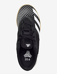 adidas Performance - PREDATOR 20.4 IN SALA J - sportschuhe - cblack/ftwwht/gum3 - 3